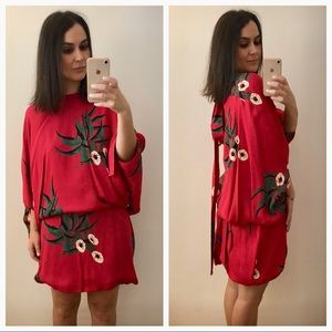 Marni Sable Caftan Dress